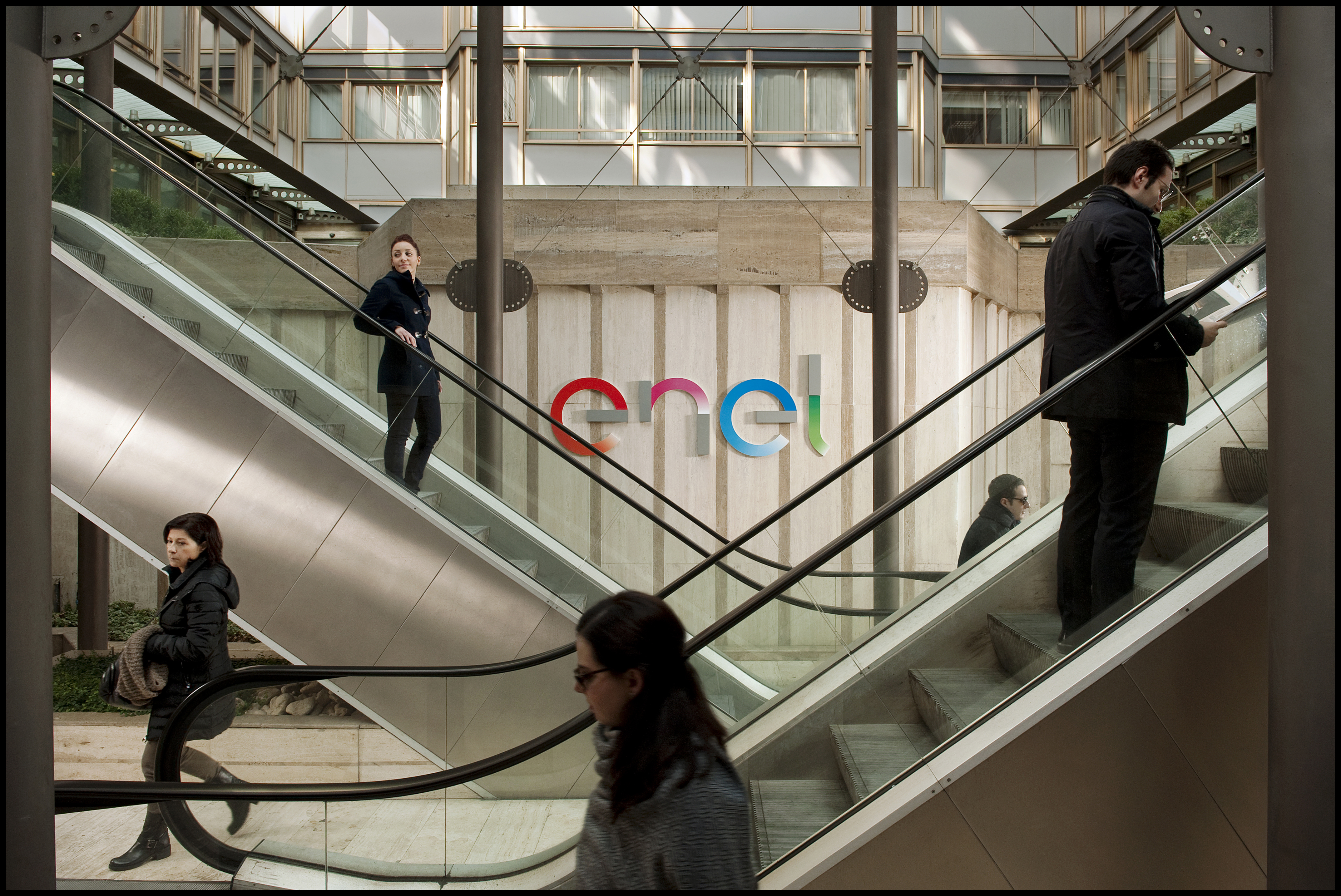 Italia: sede centrale Enel